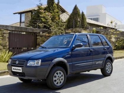 2006 Fiat Mille Way 7