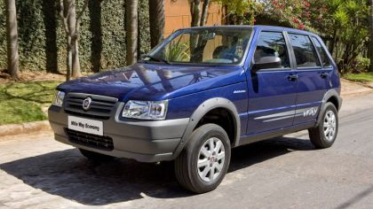 2006 Fiat Mille Way 3