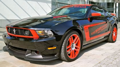 2012 Ford Mustang Boss 302 Laguna Seca by Geiger 9