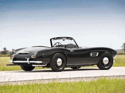 1957 BMW 507 3