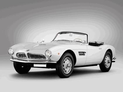 1957 BMW 507 13