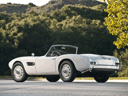 1957 BMW 507 18