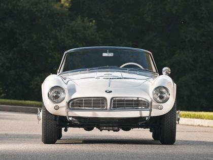 1957 BMW 507 19