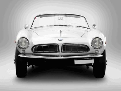 1957 BMW 507 22