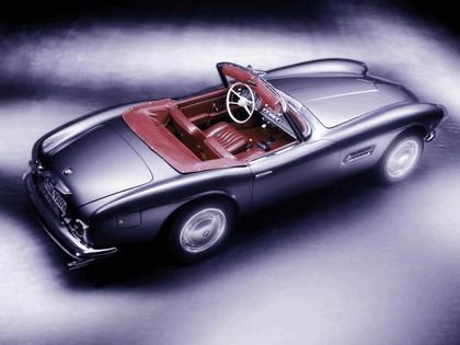 1957 BMW 507 24