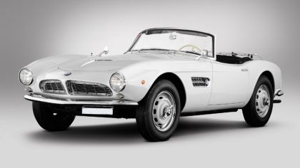1957 BMW 507 6