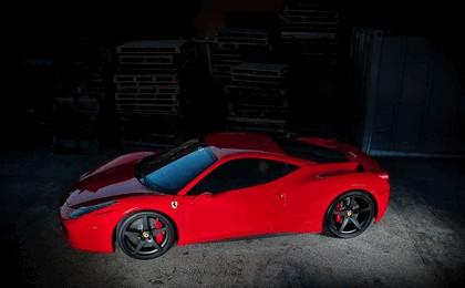 2012 Ferrari 458 Italia by Vorsteiner 3