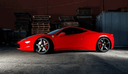 2012 Ferrari 458 Italia by Vorsteiner 4