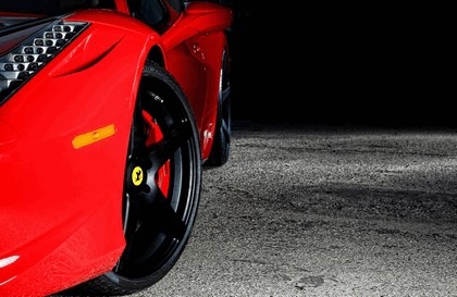 2012 Ferrari 458 Italia by Vorsteiner 7