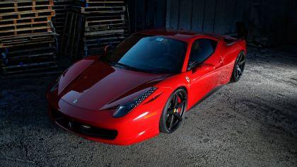 2012 Ferrari 458 Italia by Vorsteiner 9