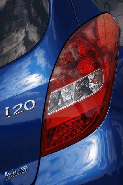 2012 Hyundai i20 BlueDrive - UK version 20