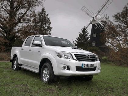 2012 Toyota Hilux - UK version 1