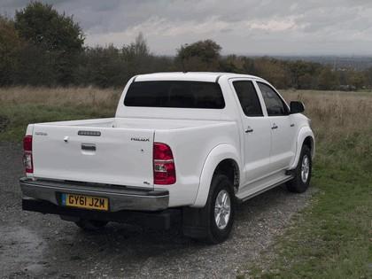 2012 Toyota Hilux - UK version 4