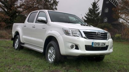 2012 Toyota Hilux - UK version 2