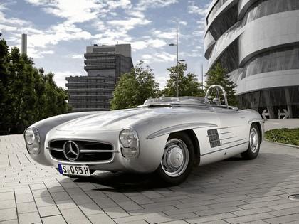 1957 Mercedes-Benz 300 SLS ( W198 ) 1