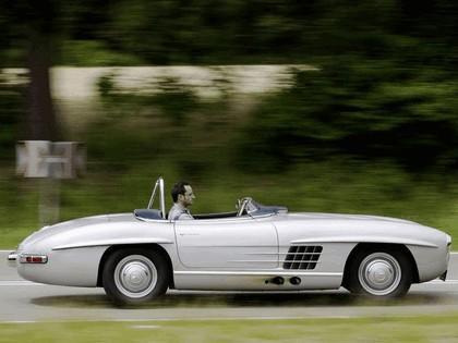 1957 Mercedes-Benz 300 SLS ( W198 ) 2