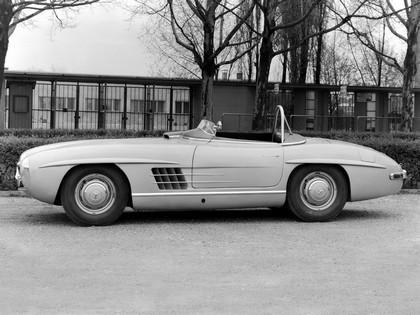 1957 Mercedes-Benz 300 SLS ( W198 ) 4