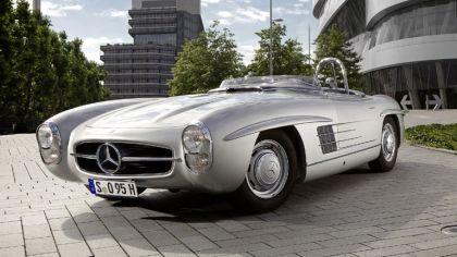 1957 Mercedes-Benz 300 SLS ( W198 ) 8