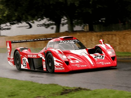 1998 Toyota TS020 GT-One race version 1