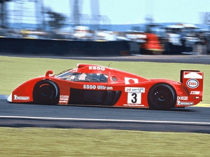 1998 Toyota TS020 GT-One race version 6