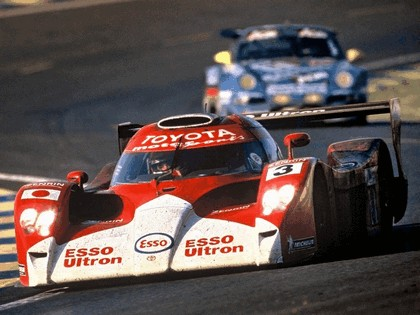 1998 Toyota TS020 GT-One race version 7