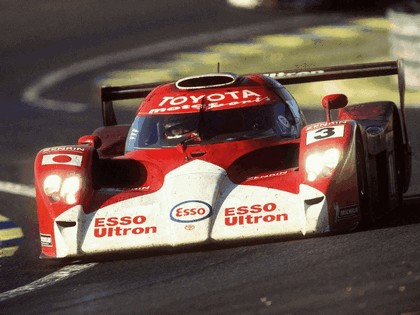 1998 Toyota TS020 GT-One race version 8