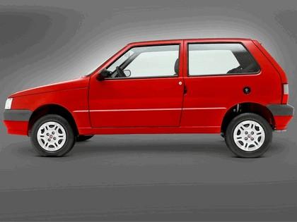 2004 Fiat Mille Fire 3-door 2