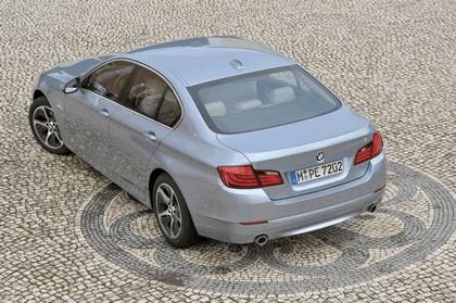2012 BMW ActiveHybrid 5 3