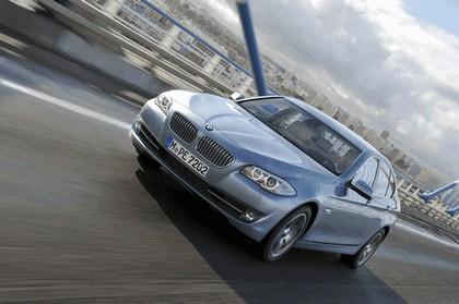 2012 BMW ActiveHybrid 5 4