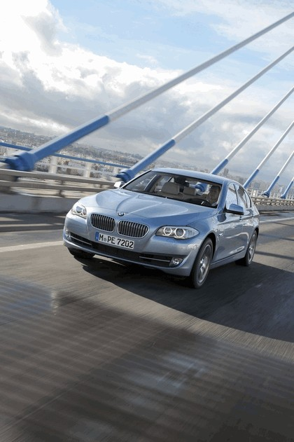 2012 BMW ActiveHybrid 5 6