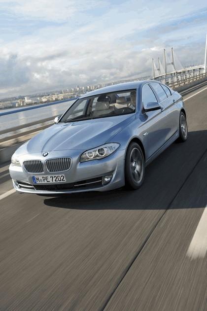 2012 BMW ActiveHybrid 5 7