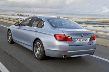 2012 BMW ActiveHybrid 5 9