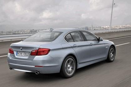 2012 BMW ActiveHybrid 5 16