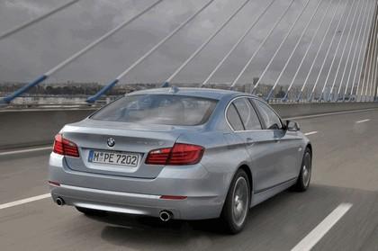 2012 BMW ActiveHybrid 5 17