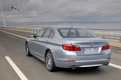 2012 BMW ActiveHybrid 5 19