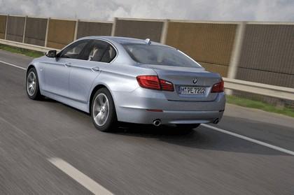 2012 BMW ActiveHybrid 5 20
