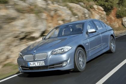 2012 BMW ActiveHybrid 5 21
