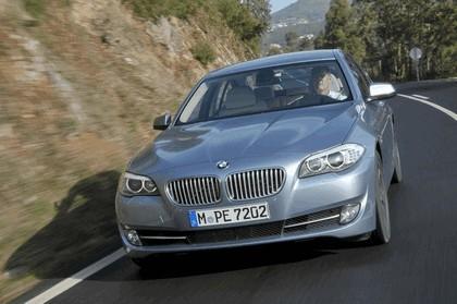 2012 BMW ActiveHybrid 5 22