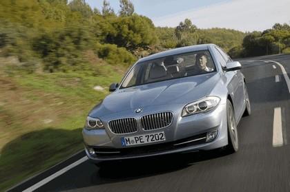 2012 BMW ActiveHybrid 5 24