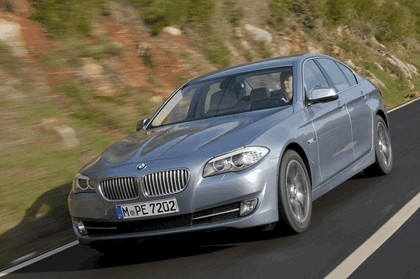 2012 BMW ActiveHybrid 5 25