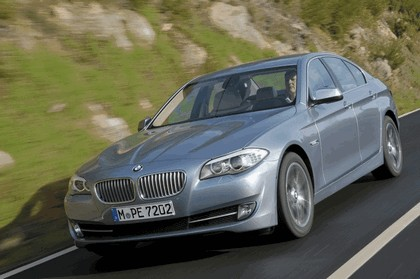 2012 BMW ActiveHybrid 5 26