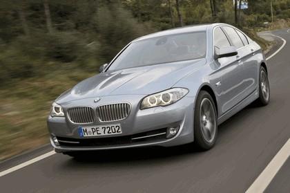 2012 BMW ActiveHybrid 5 27