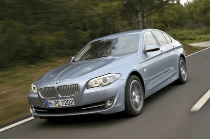 2012 BMW ActiveHybrid 5 28