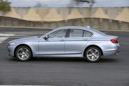 2012 BMW ActiveHybrid 5 36