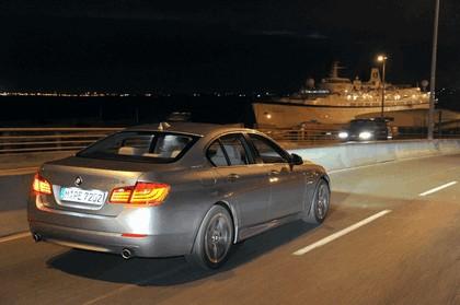2012 BMW ActiveHybrid 5 37