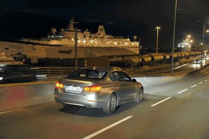 2012 BMW ActiveHybrid 5 38