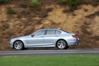 2012 BMW ActiveHybrid 5 39