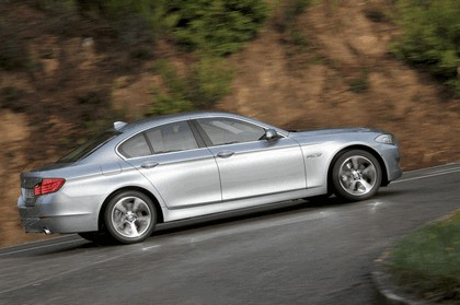 2012 BMW ActiveHybrid 5 46