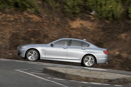 2012 BMW ActiveHybrid 5 47