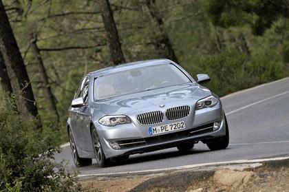 2012 BMW ActiveHybrid 5 50
